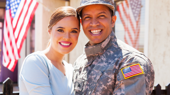 It's Military Month at NAPA