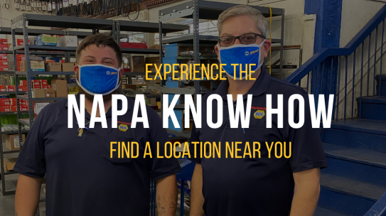 Performance NAPA – Doing Our Part