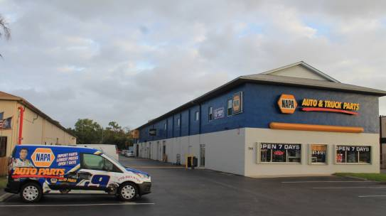 Four Additional Performance NAPA Locations